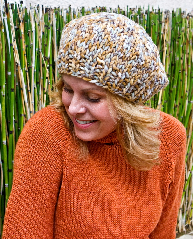 Beret Knitting Pattern Easy : ROWAN YARNS PATTERNS   Free Patterns